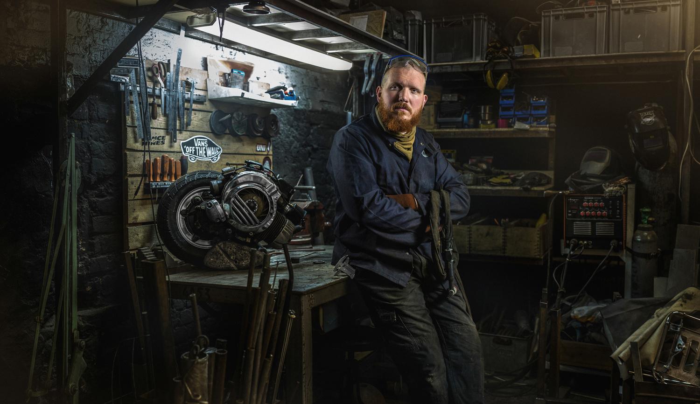 Mechanic by Ilya Nodia