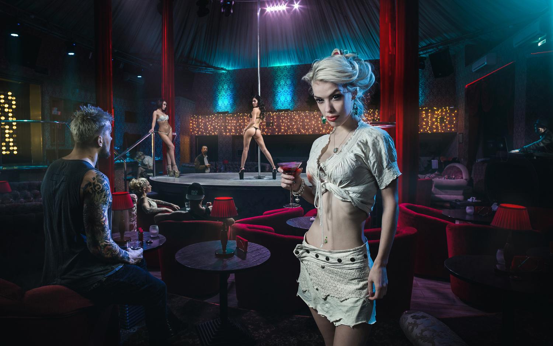 Vampire by Ilya Nodia
