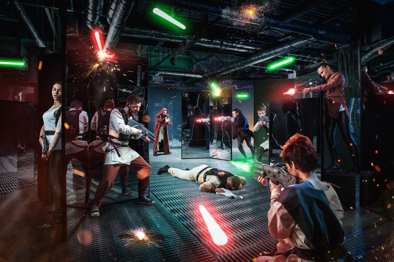 StarWars by Ilya Nodia
