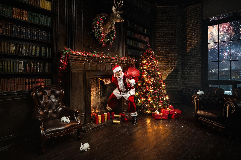 Santa by Ilya Nodia