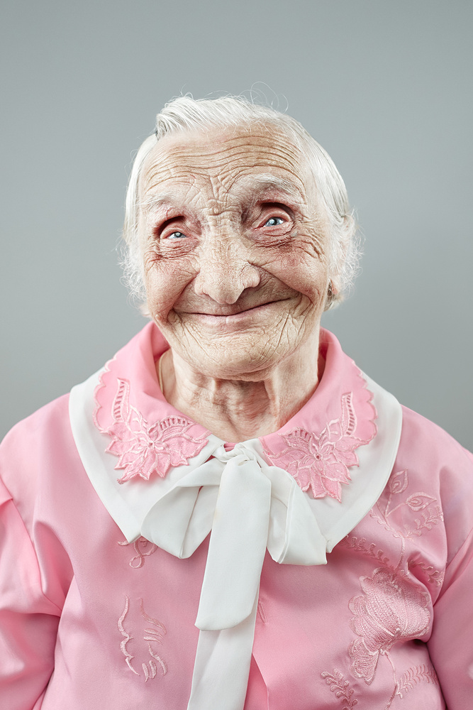 Smiles never get old by Ilya Nodia