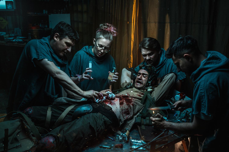 Rescue by Ilya Nodia