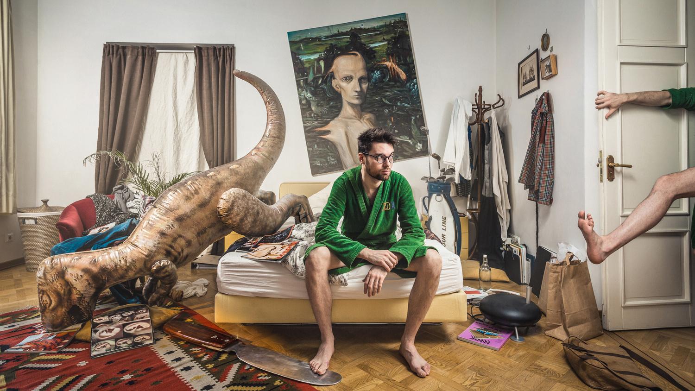 Crazy Monday by Ilya Nodia
