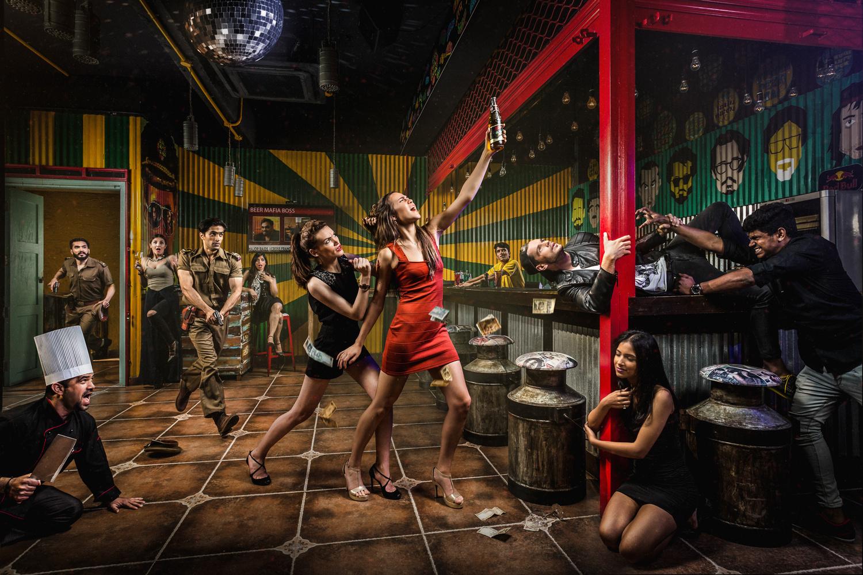 Last Beer in Bangalor by Ilya Nodia