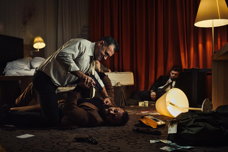 Rumble in the hotel by Ilya Nodia