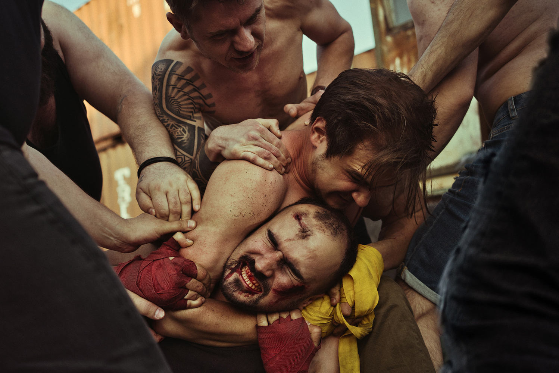 Street Fighters by Ilya Nodia