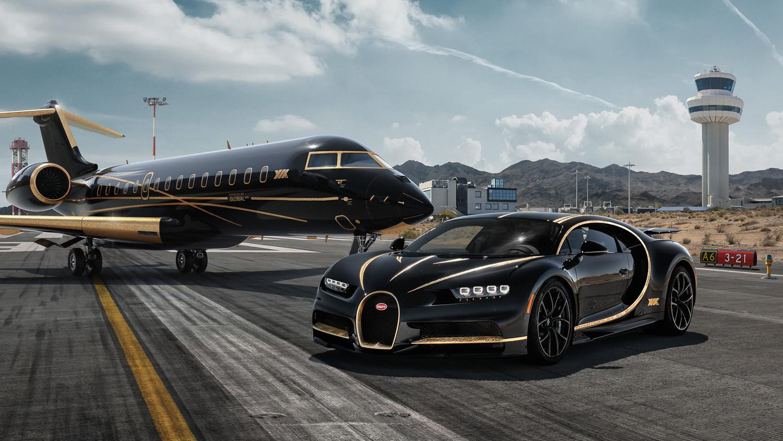 Bugatti Chiron by Ilya Nodia