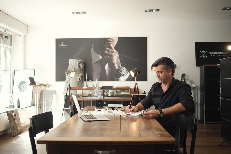 Patrick Hohmann - watchmaker by Ilya Nodia