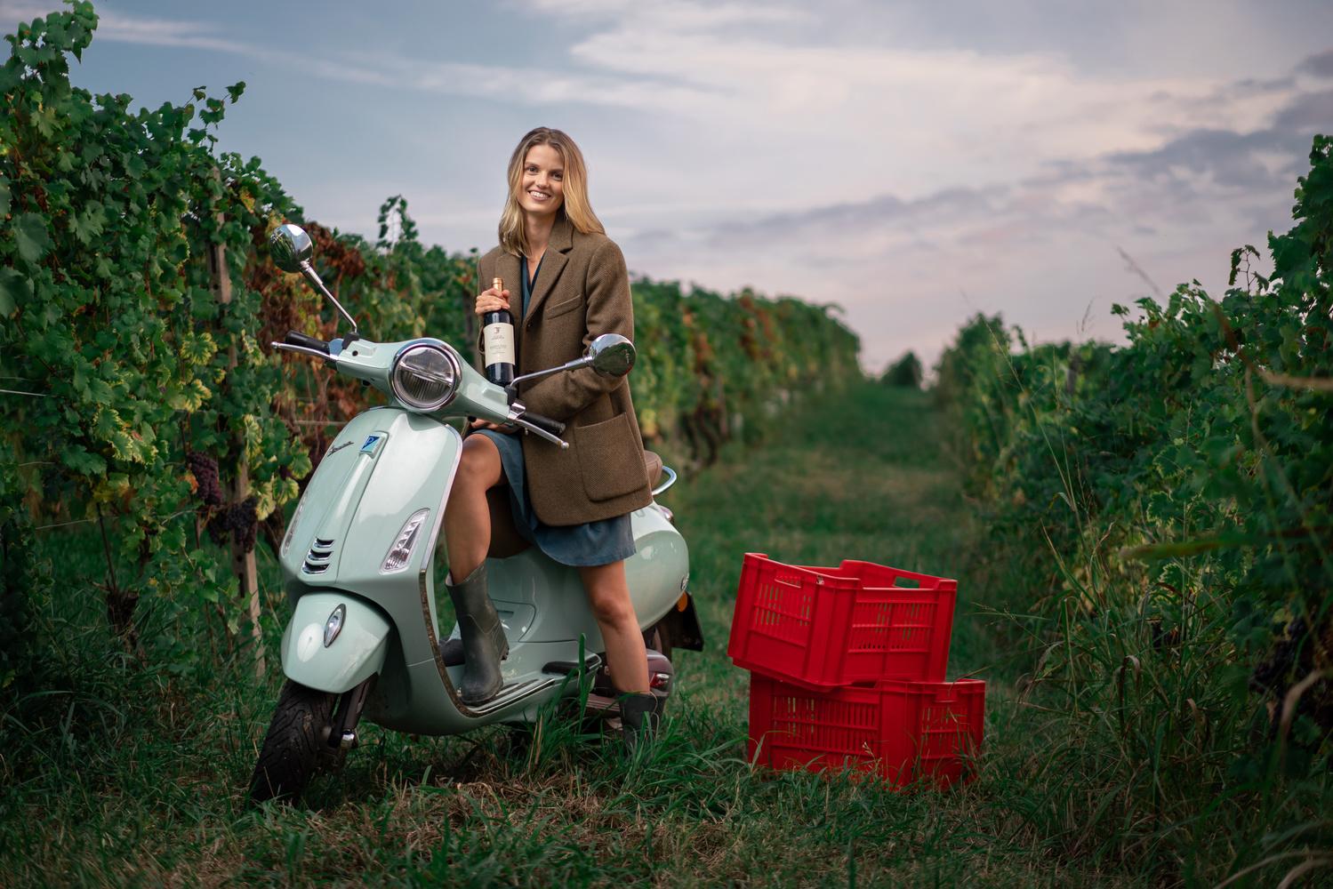 Winemaker by Ilya Nodia