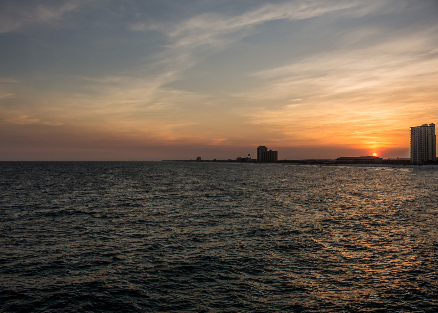 Sunset Beach by Tyler Schotsch