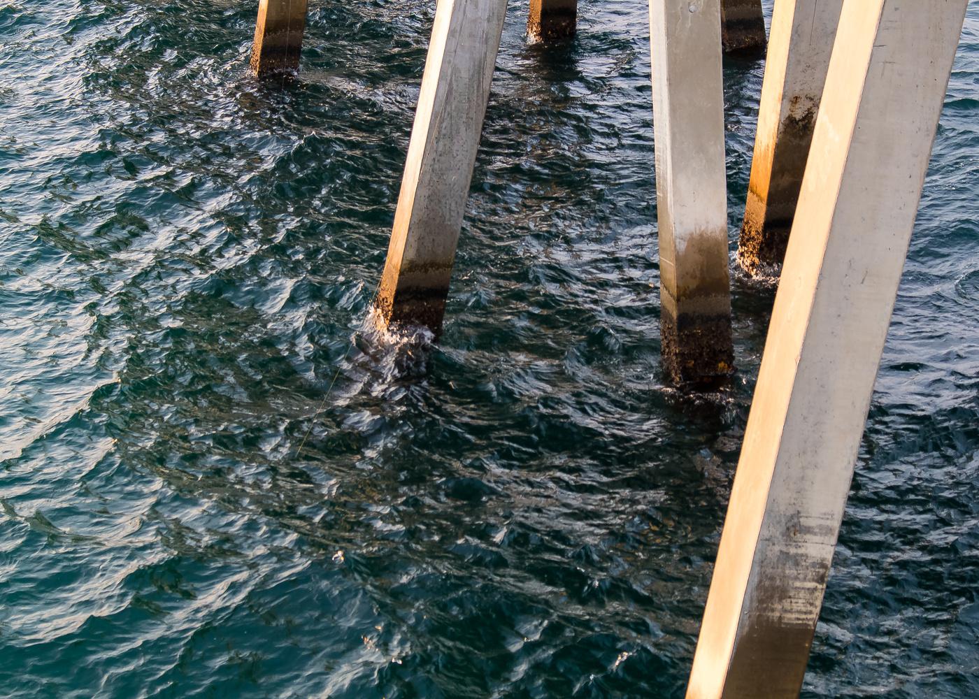 Pier Pillars by Tyler Schotsch