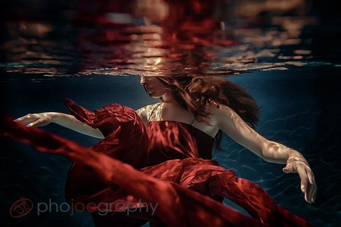 MyJess Underwater V by Joe Hoddinott