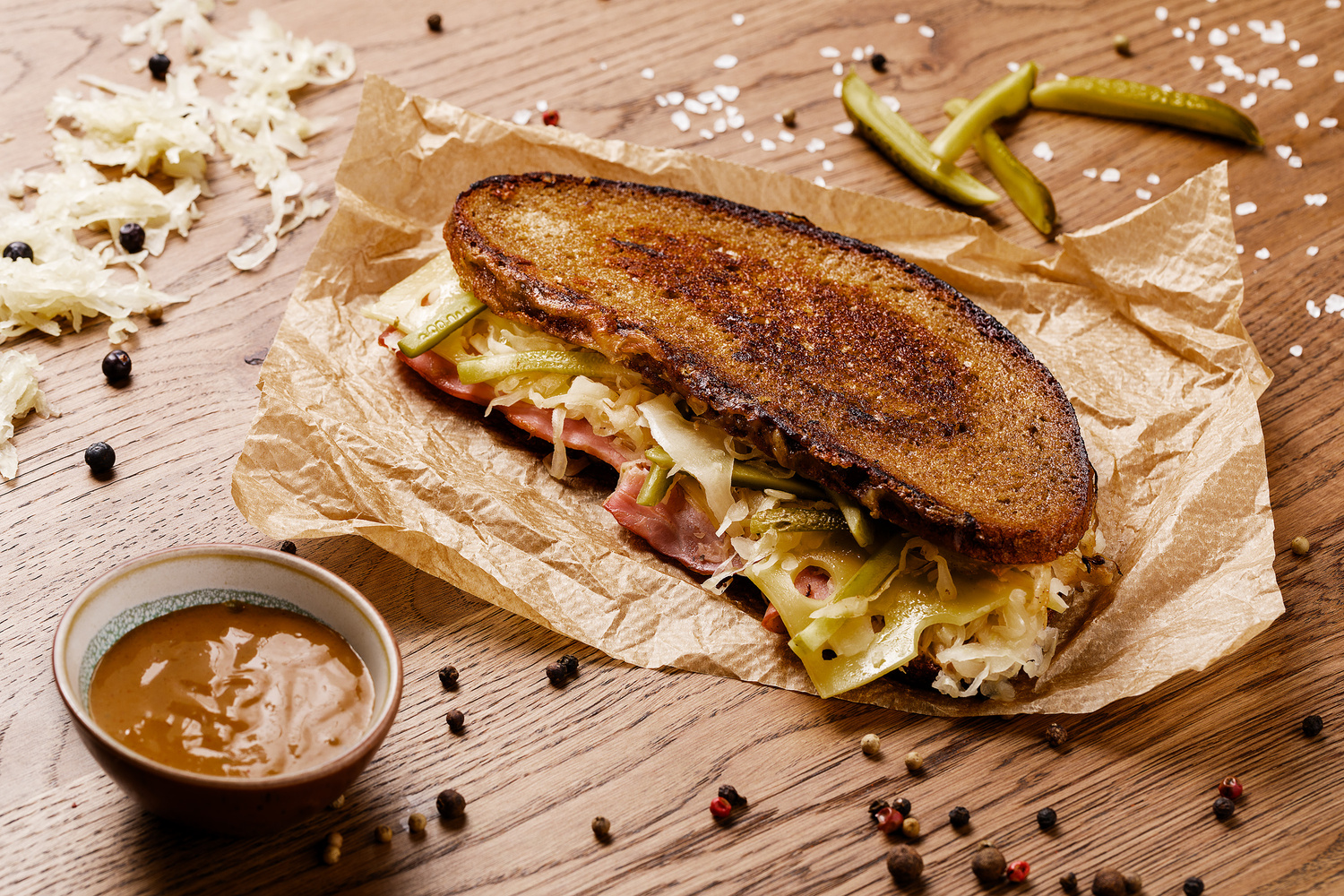 Grilled-Cheese-Sandwich by Till Luz