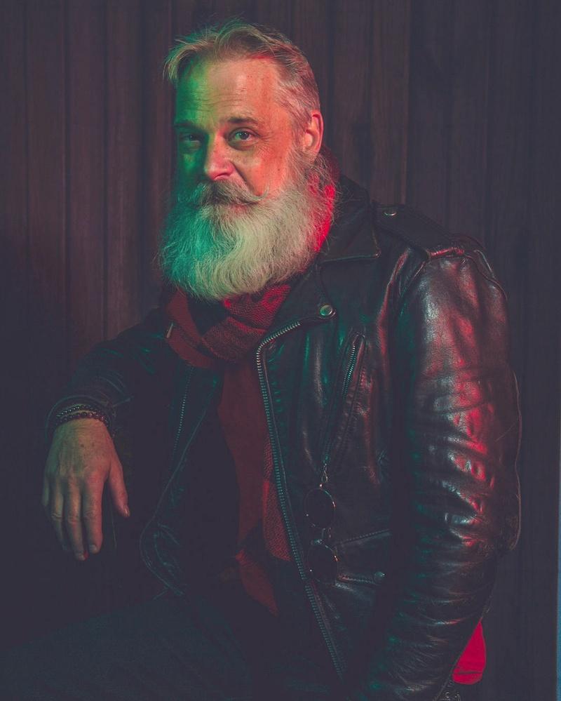 Santa Two Pointoh by Steve McDonald