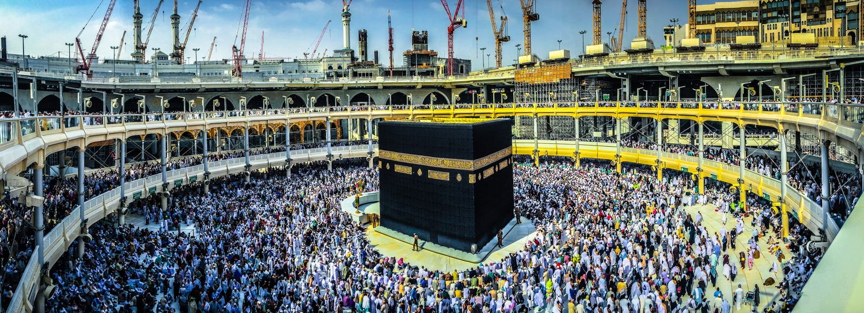 Mecca - Kaba by Craig Massey