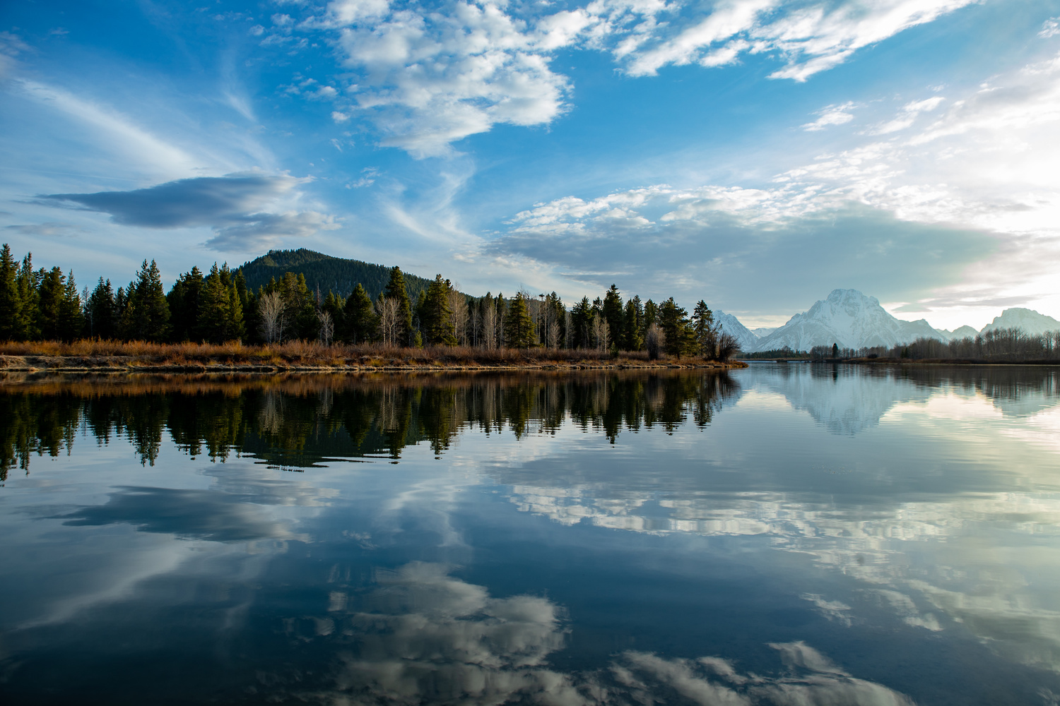 Oxbow Reflections by Ashleigh Magill