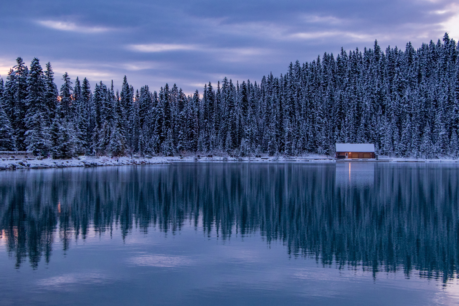 Winter is Home by Ashleigh Magill