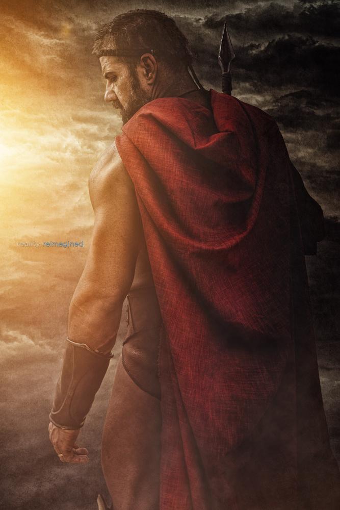 Leonidas by David Byrd