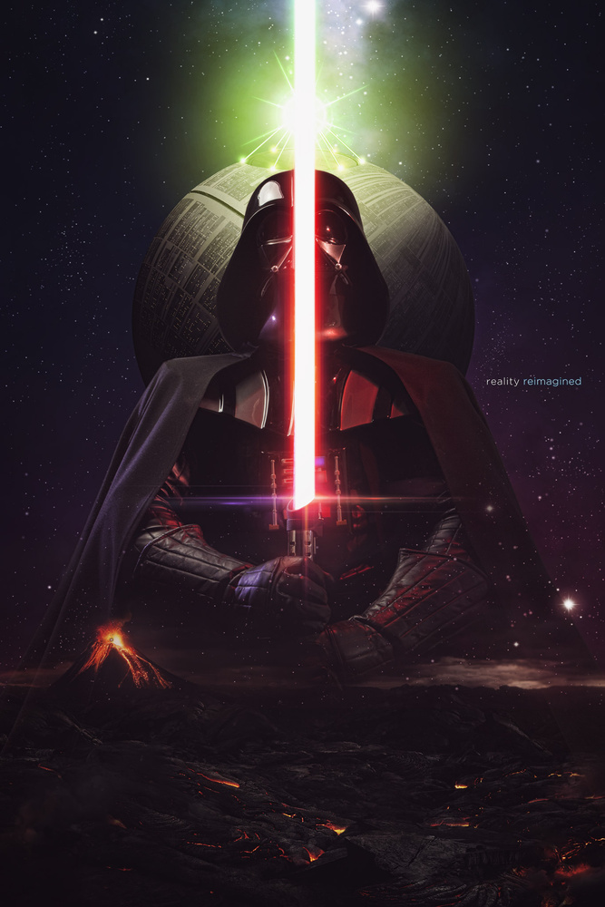 The Dark Lord of the Sith by David Byrd