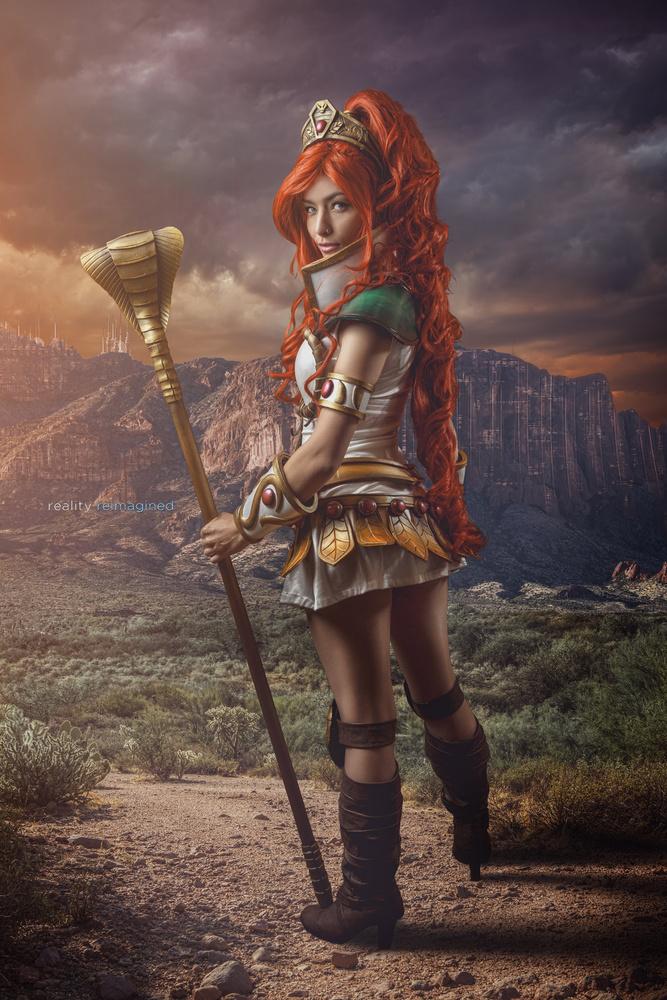 Defender of Eternia by David Byrd