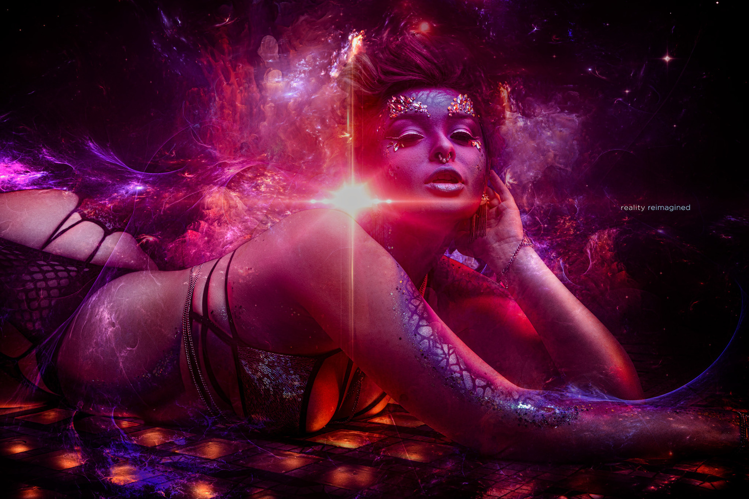 Sensuality of the Cosmos by David Byrd