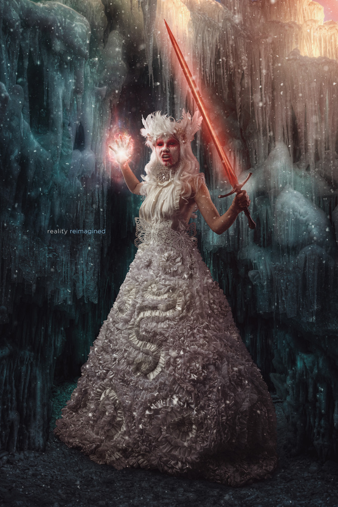 Wrath of the White Witch by David Byrd