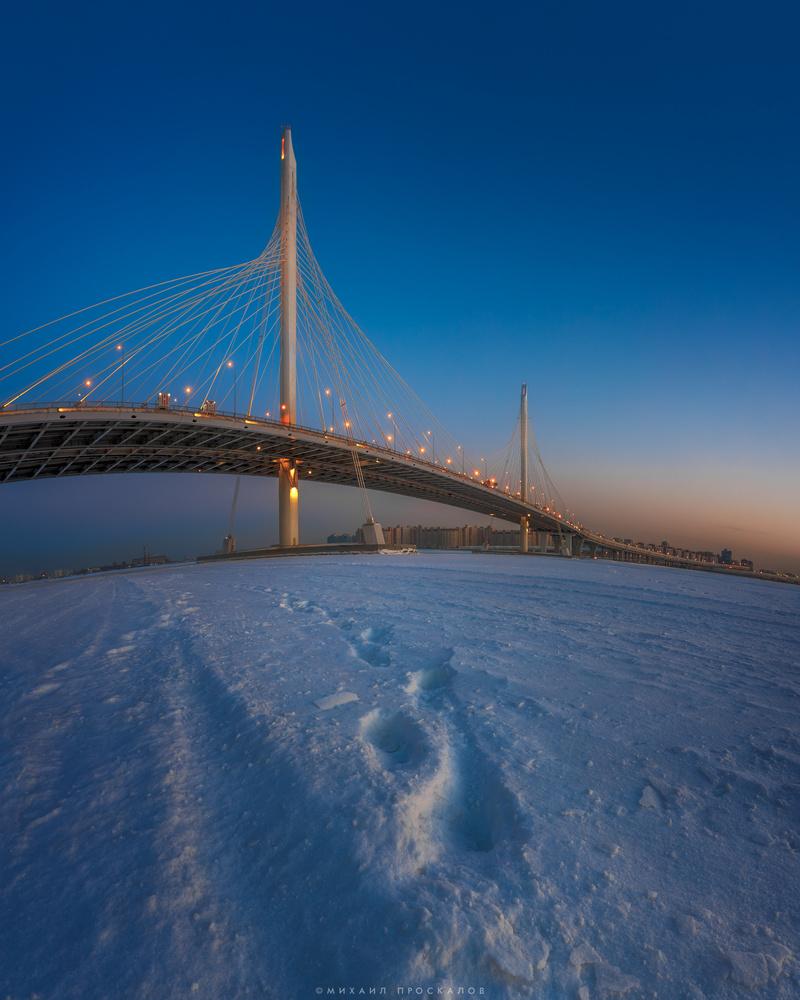 a bridge by Mikhail Proskalov