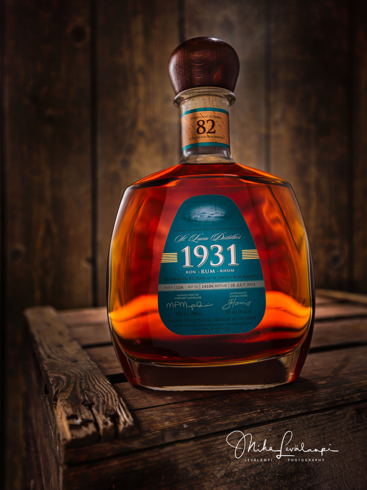 1931 Rum by Mika Levälampi