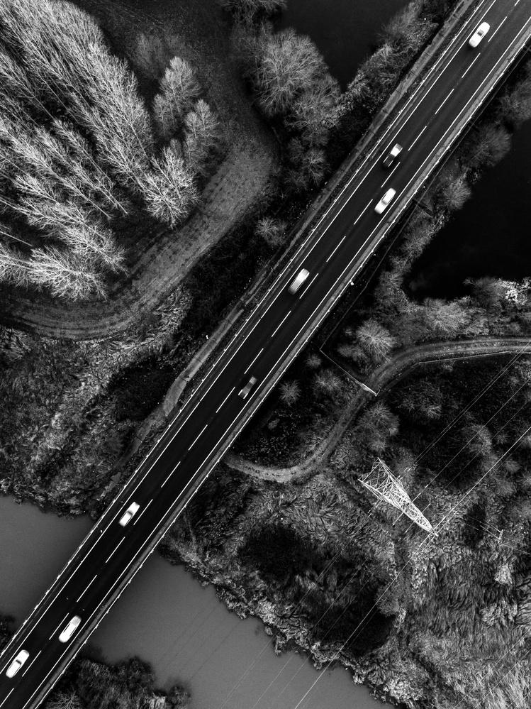 Traffic by Maciek Platek
