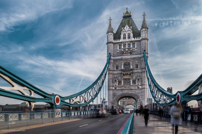 Tower Bridge by Maciek Platek
