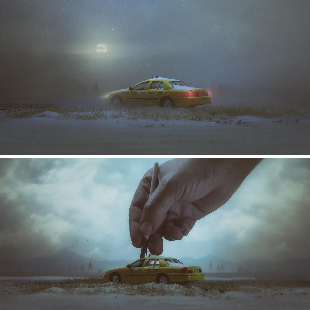 Taxi No.2021 by Felix Hernandez