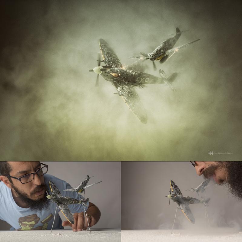 Spitfire Down. by Felix Hernandez