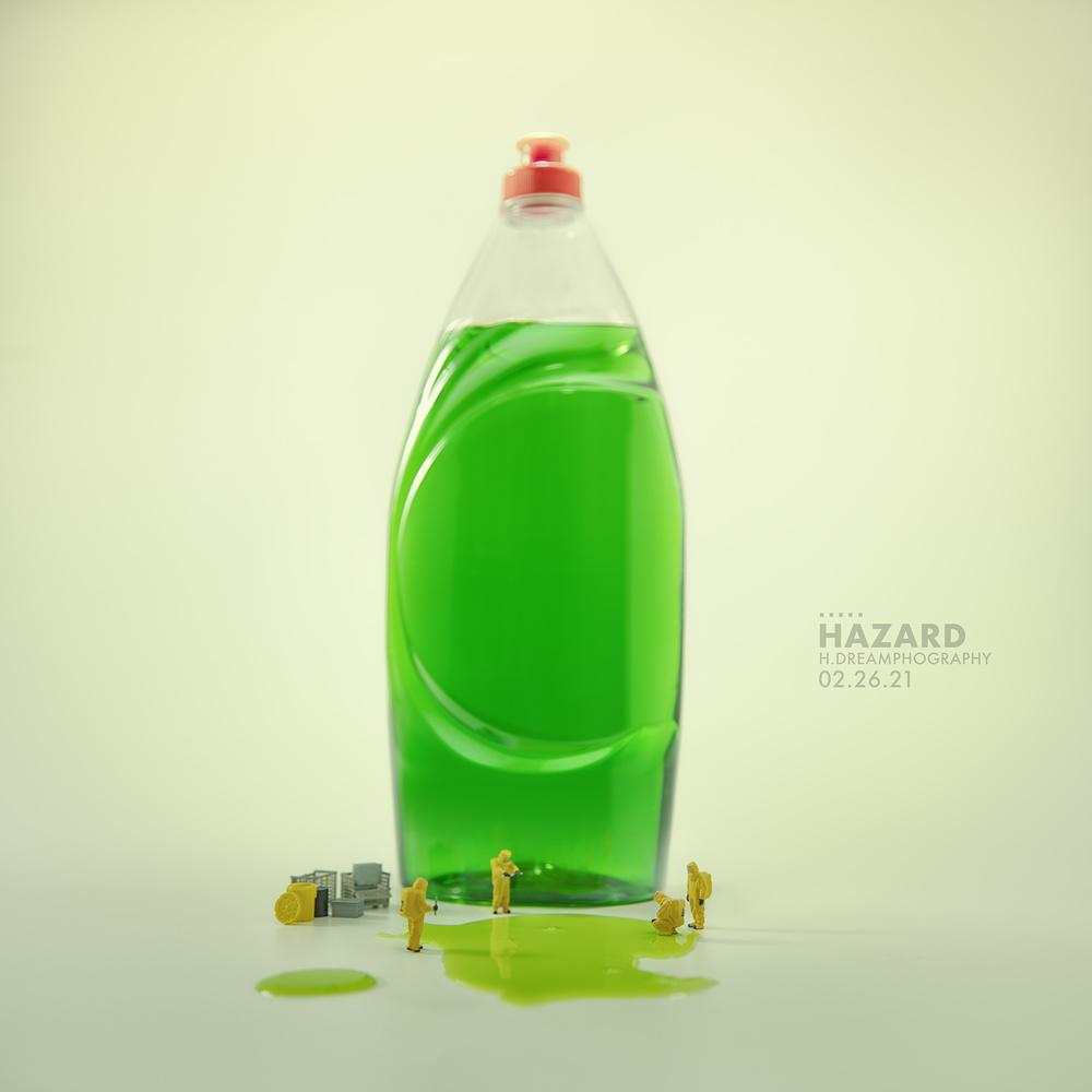 Hazard by Felix Hernandez
