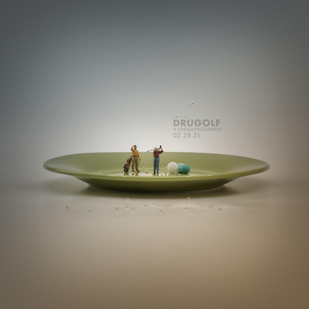 Grugolf by Felix Hernandez