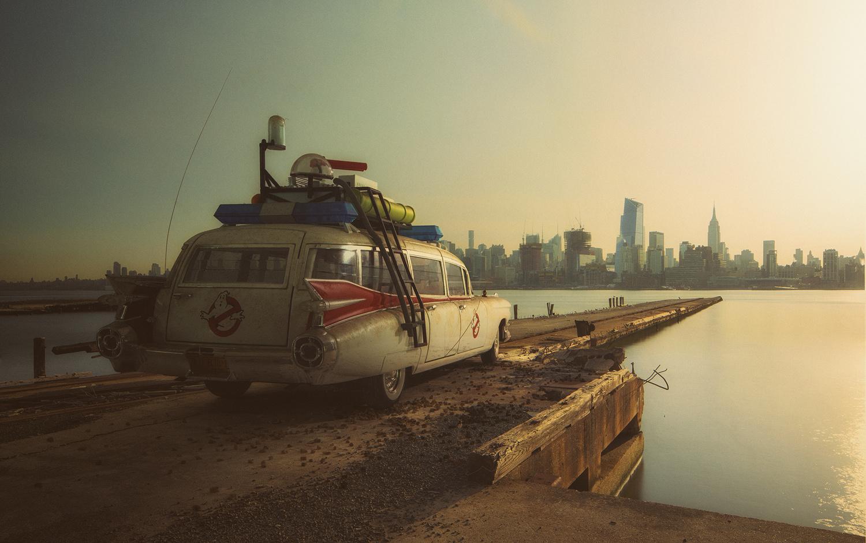 Ghostbusters by Felix Hernandez