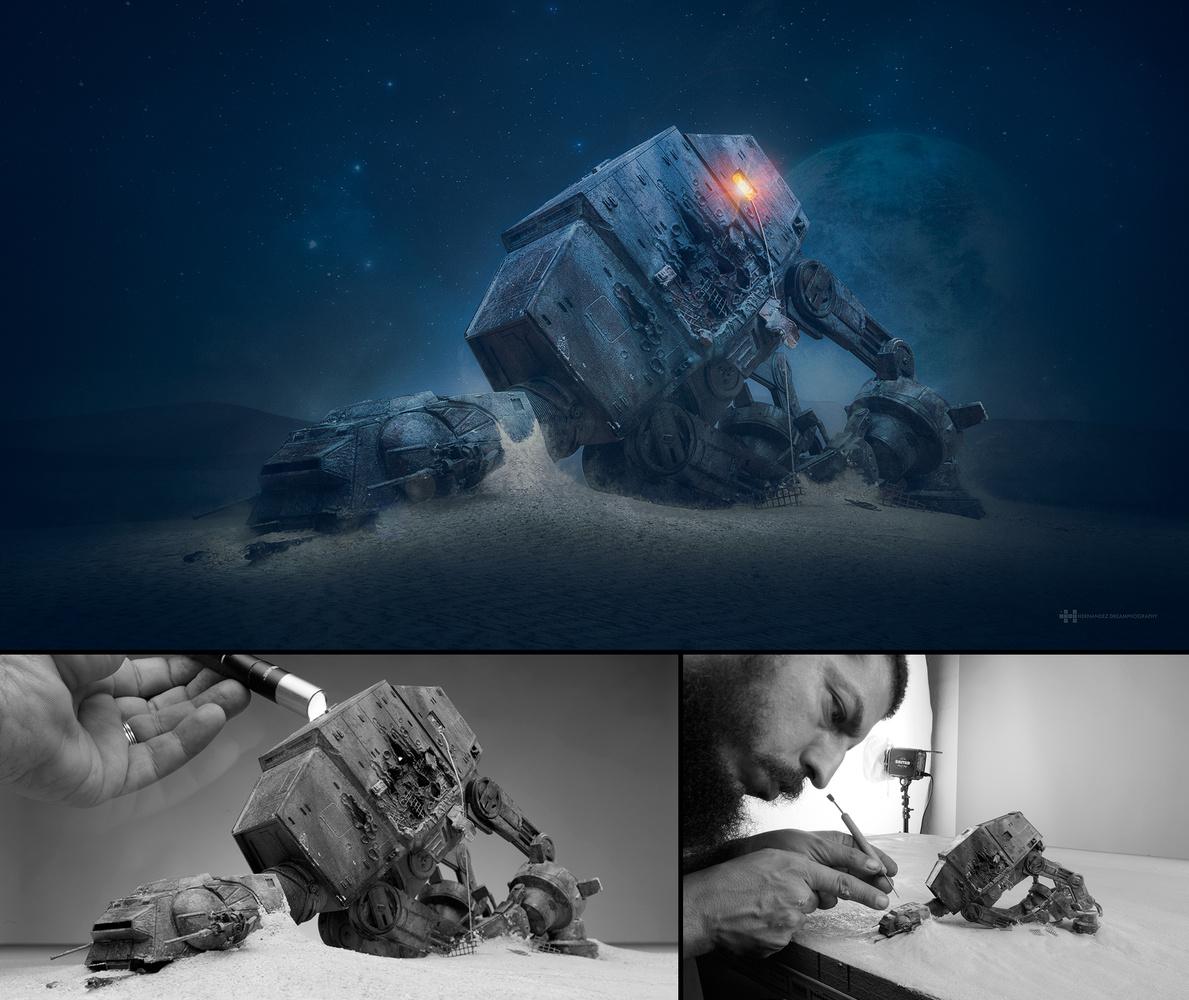 Rey's Home by Felix Hernandez