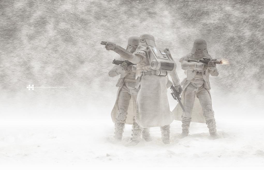White Storm by Felix Hernandez