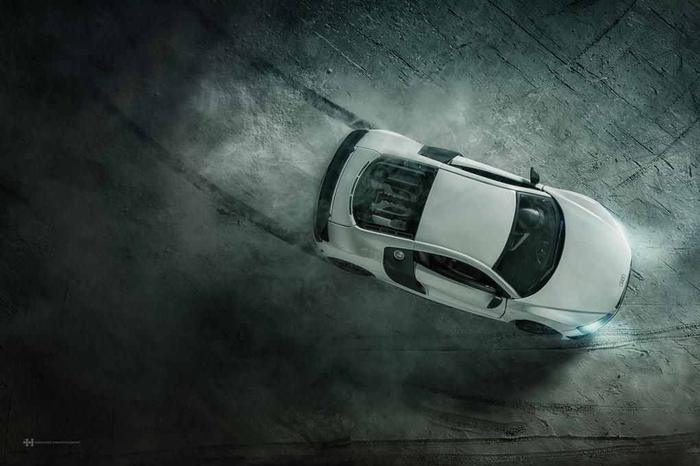 Audi R8 by Felix Hernandez