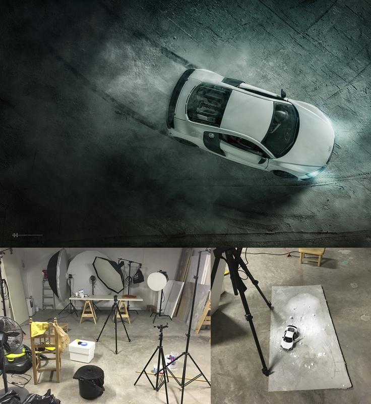 Audi R8 BTS by Felix Hernandez