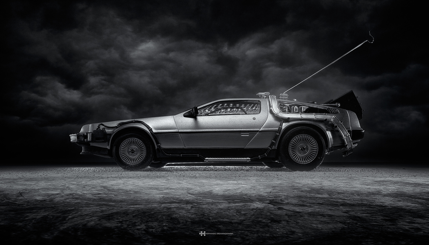 Back to The Future by Felix Hernandez