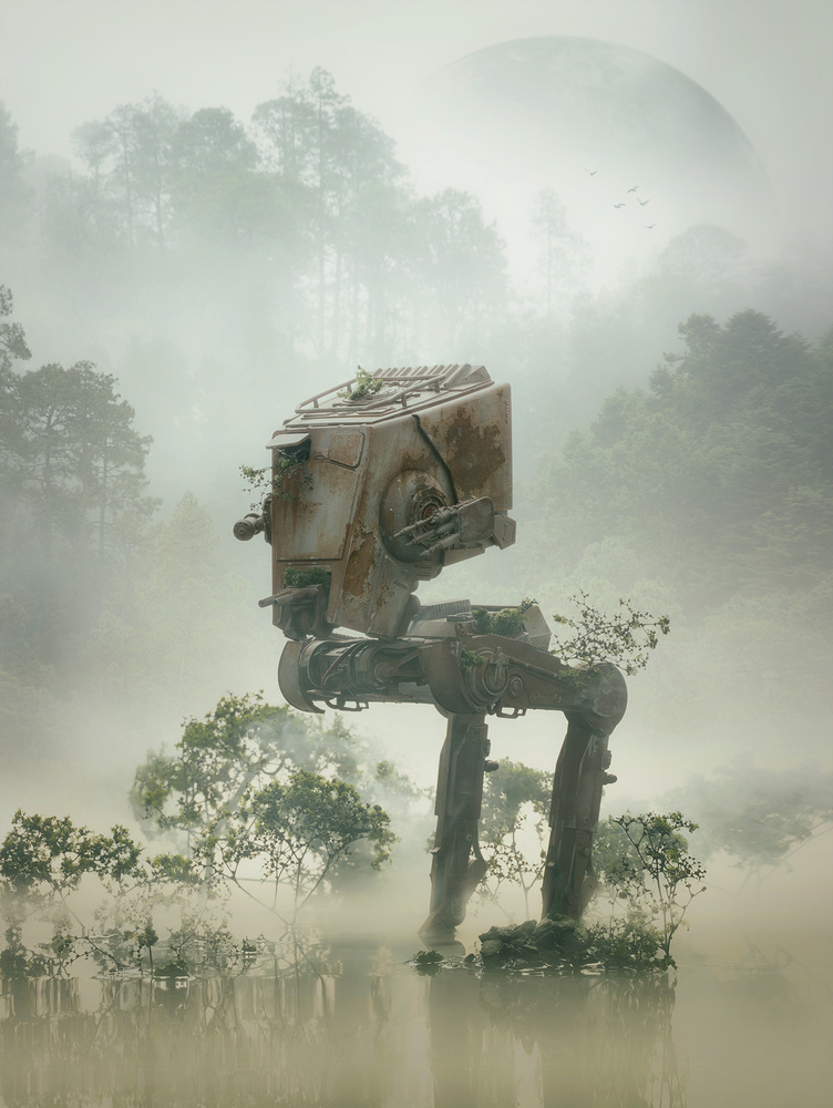AT-ST by Felix Hernandez
