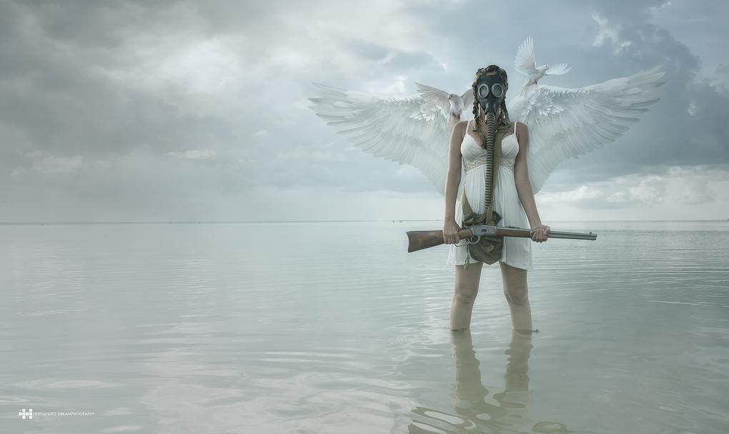 War Angel by Felix Hernandez