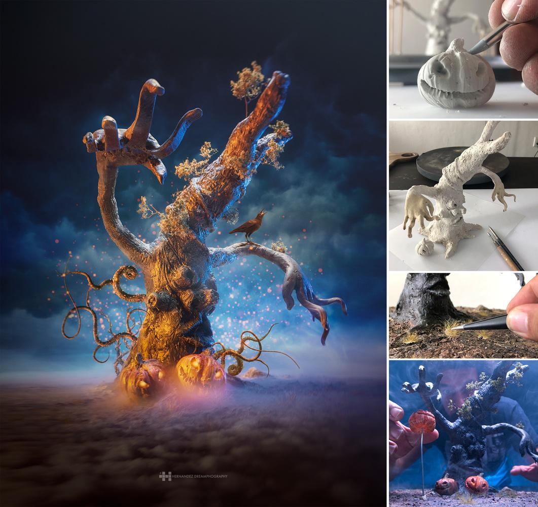 The Enchanted Tree by Felix Hernandez