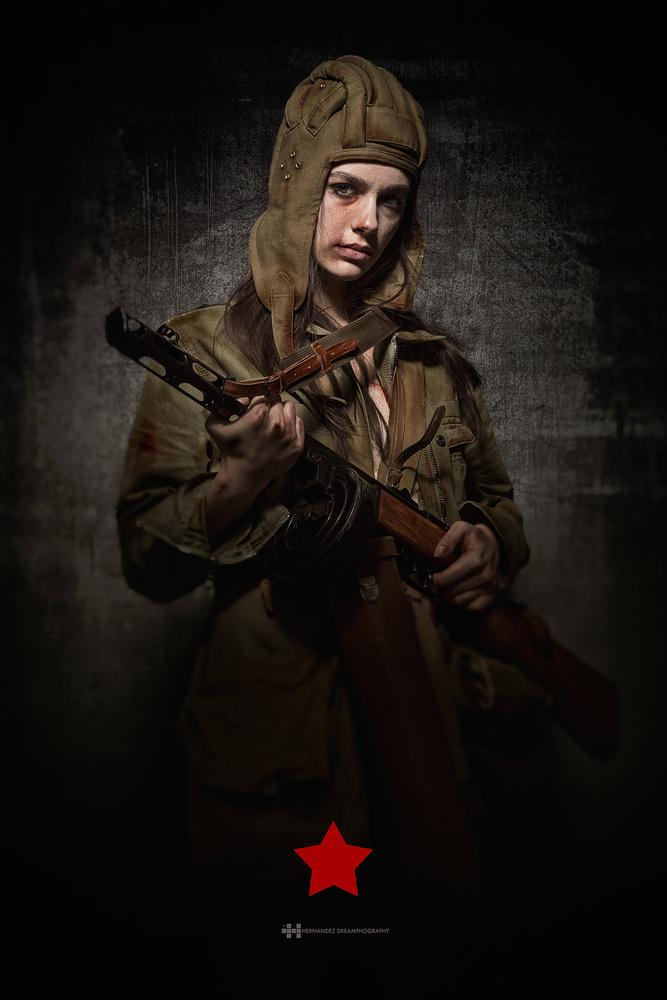 Urban Militia by Felix Hernandez