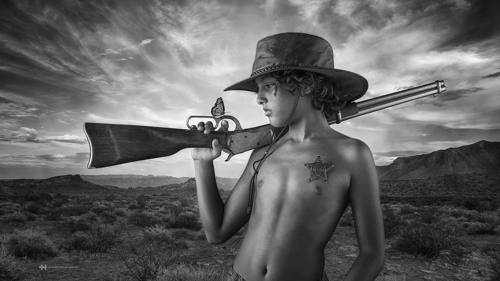 Cowboy. by Felix Hernandez