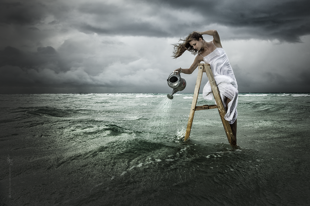 Hurricane Sowe by Felix Hernandez