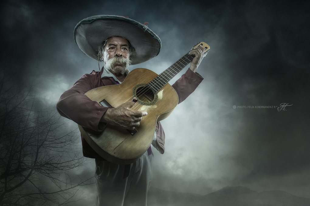 Ballad for a lonely man by Felix Hernandez