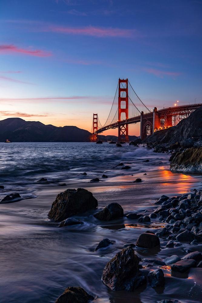 San Francisco by Chamkaur Singh