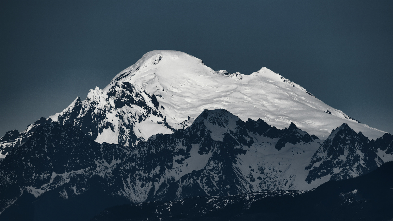 Mt. Baker by Brett BARCLAY