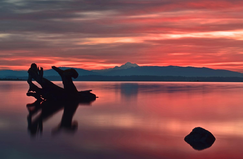 Sunrise by Brett BARCLAY